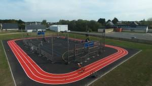espace multisports terrain multisports inox city stade