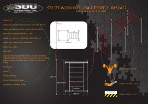 street workout cage force 2