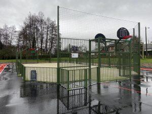 terrain multisports city stade espace multisports Terre d'Auge gazon synthétique