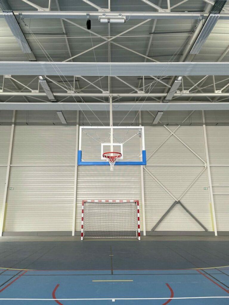 But de hand et de basket