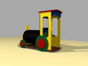 JEU LOCOMOTIVE