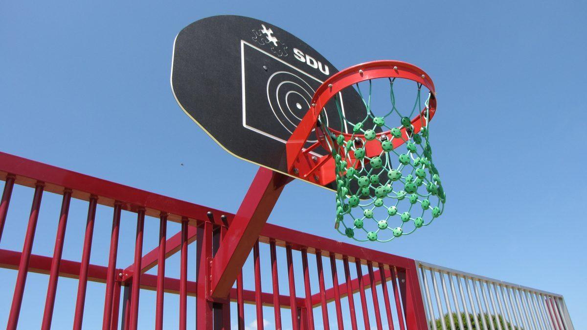 Accessoires basket panneau pehd sdu produits de sport d veloppement - Panneau de basket exterieur ...