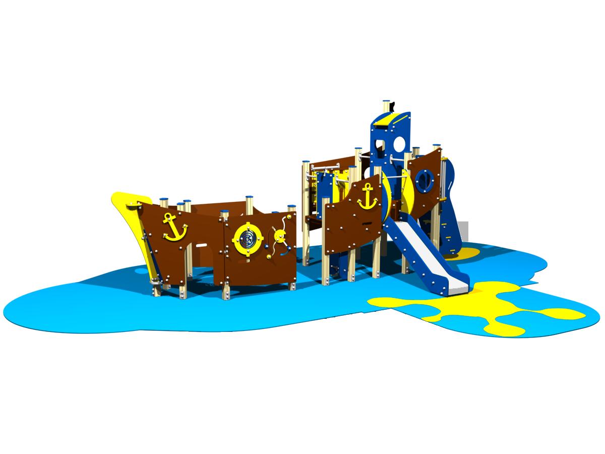 aire de jeux gamme bateau sport d veloppement urbain. Black Bedroom Furniture Sets. Home Design Ideas