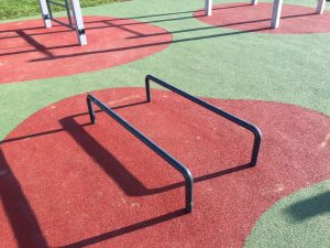 Barres basses street workout